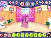 Танцевальный кружок для пони