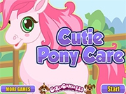 Уход за милашкой пони