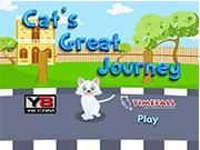 Путешествие котенка