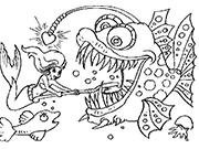 Русалочка – дантист