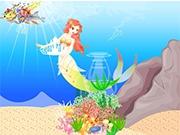 Подводное королевство русалочки