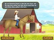Играй онлайн про лошадей