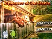 Приключения в загадочной конюшни