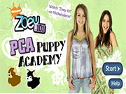 Play Free Online Pca Puppy Academy Zoey 101 Games CartoonGames.