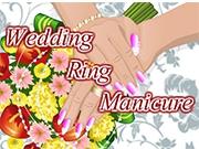 Делаем Свадебный маникюр