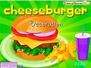 Готовим чизбургер