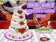 Готовим венчальный торт