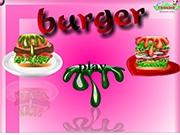 Большой именной бургер