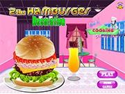 Твой вкуснейший гамбургер