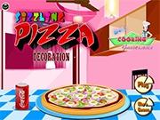 Крутая обжигающая пицца