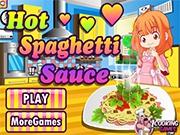 Приготовь спагетти