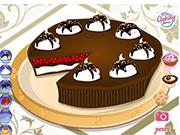 Вкусный торт чоколато