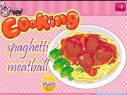 Готовим Спагетти с тефтелями