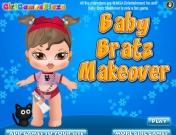 Сделай макияж для Беби Братц