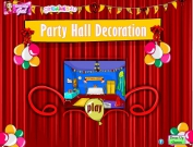 Укрась Зал для вечеринки