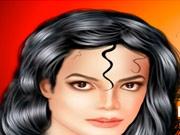 Макияж для Майкла Джексона