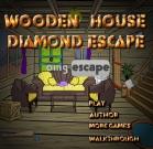 Бежим из деревянного дома