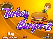 Вкуснейший Бургер с индейкой