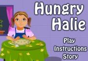 Накорми Голодную Хайли