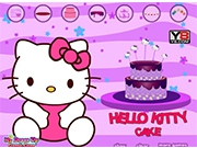 Готовим пирог для Китти