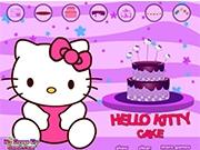 Готовим Торт хэлоу с Кити