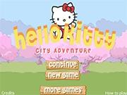 Приключения маленькой Китти