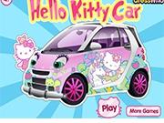 Крутая Машина Хеллоу Кити