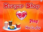 Попробуй бургер шоп