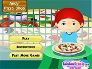 Попробуй пиццу  Энди
