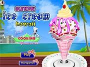 Для гурмана Гавайское мороженое