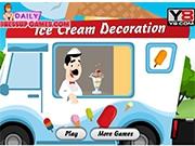 Очень вкусное мороженое