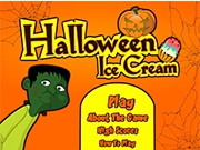Готовим Мороженое на Хэллоуин