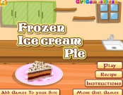 Готовим Пирог с мороженым
