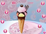 Супервкусное мороженое