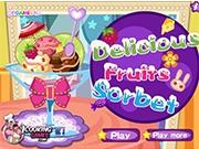 Сорбе фруктовое