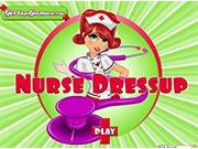 Создай образ модной медсестры