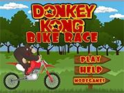 Мотоциклист горила