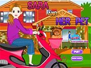 Щенок Сары