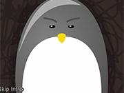 Взлет пингвина