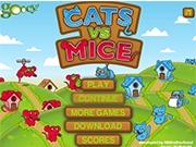 Играем в кошки-мышки