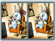 Кролик хулиган