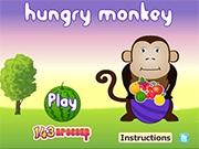Накорми обезьянку