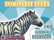 Модница зебра