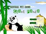 Необычная панда