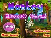 Прятки с обезьянками