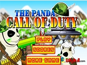 Панда воин