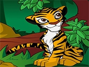 Наряди тигренка
