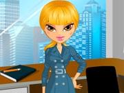 Шарлотта в офисе