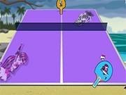 Сыграй в теннис с монстриком