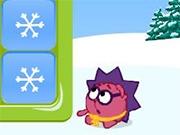 Собери снежинки